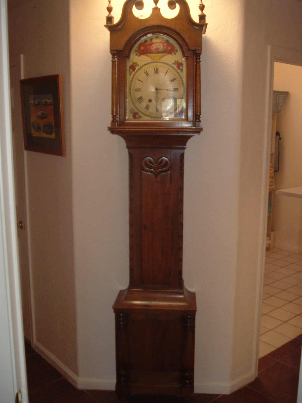ridgeway grandfather clock repair manual