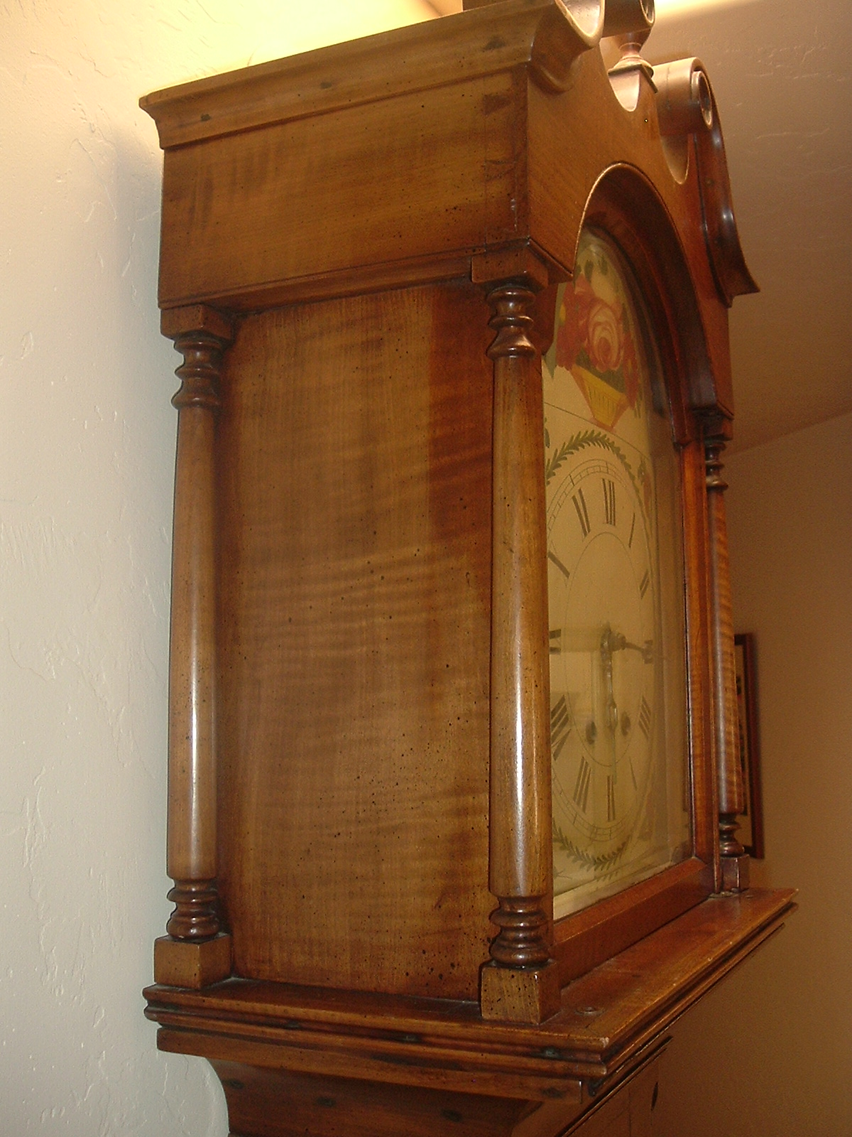 Antique Grandfather Clock - Help to Identify - The eBay ...